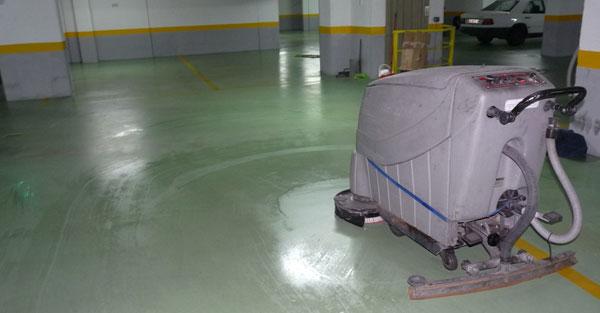 limpieza de garajes en mallorca