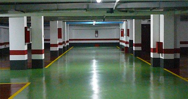 Presupuesto de limpieza de garaje en Palma de Mallorca
